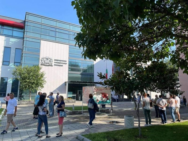 Старт на строителството на нов учебен корпус на Медицински университет в Пловдив