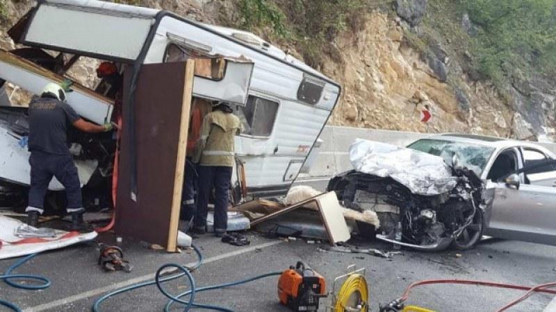 Шофьорът, убил двама на пътя край Кричим, призна вина и съжалява