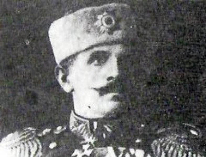 103 години от смъртта на ген. Димитър Кирков, роден в Сопот и участвал в три войни