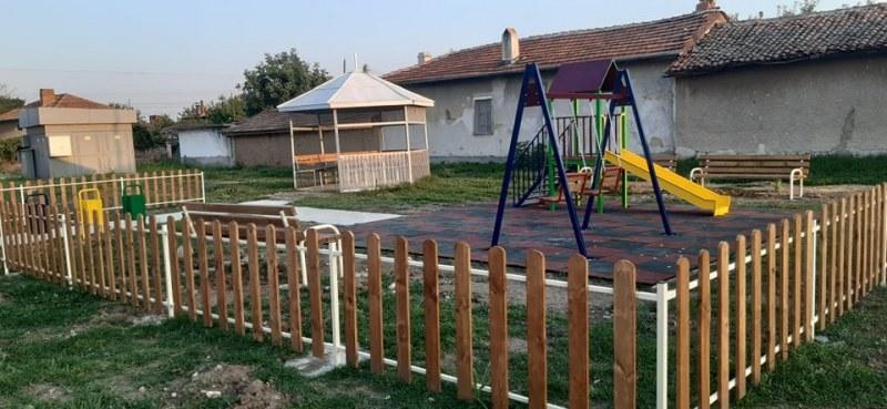 Ново място са игра и отдих за малки и големи в Съединение