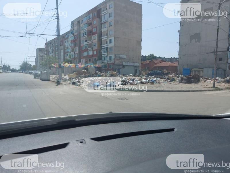 """Жител на Столипиново готов да съди ОП """"Чистота"""""""