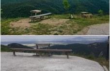 Любимо място за отдих и снимки в Родопите със спиращи дъха гледки, осъмна циментирано
