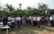 Голяма спортна зала строят в село Рогош, направиха първа копка