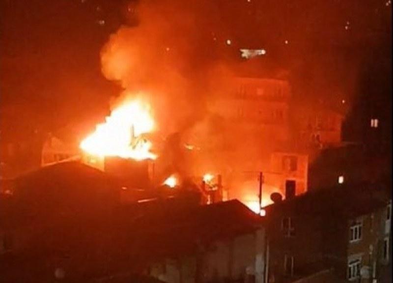43 пожара в Плодивско за денонощие - в Брезовско, Асеновград и край Стамболийски