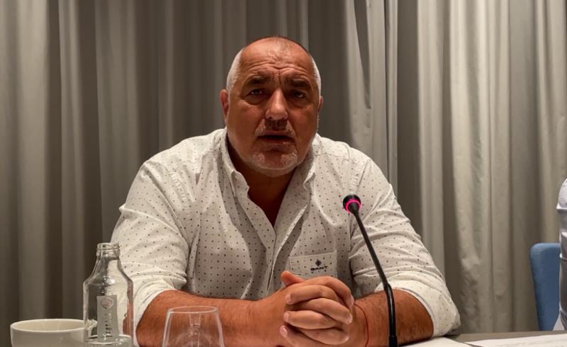 Бойко Борисов попита Мараджиев дали е бил арестуван преди изборите