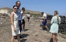 Кметът на Стамболийски Георги Мараджиев спря незаконно изхвърляне на цял ТИР отпадъци