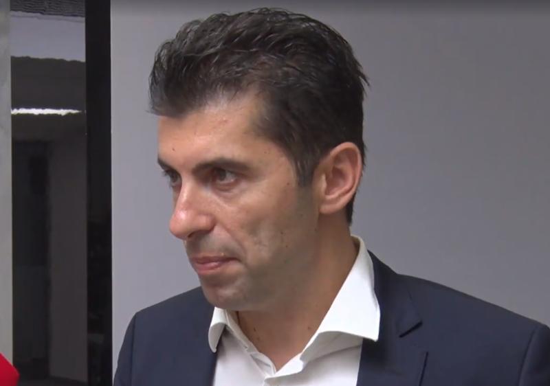 Кирил Петков в Пловдив: Мога да участвам в управлението, но при условия