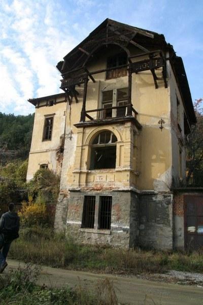 Община Карлово подготвя проектно предложение за вилата на Евлогий Георгиев