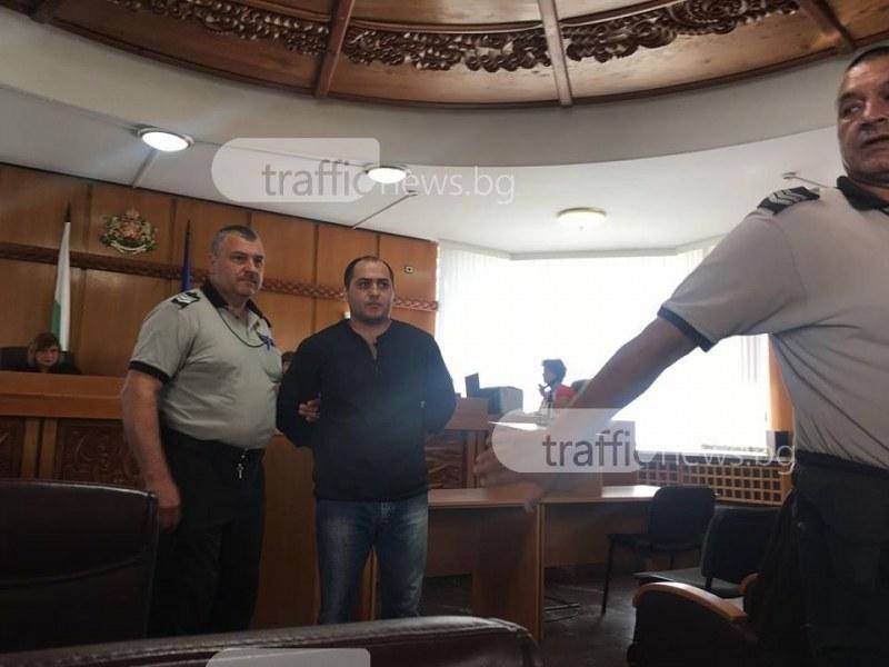 Простреляният портиер на нощен клуб в Пловдив: Сергей е човекът, който едва не ме уби