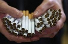 Заловиха калоферец да превозва безакцизни цигари