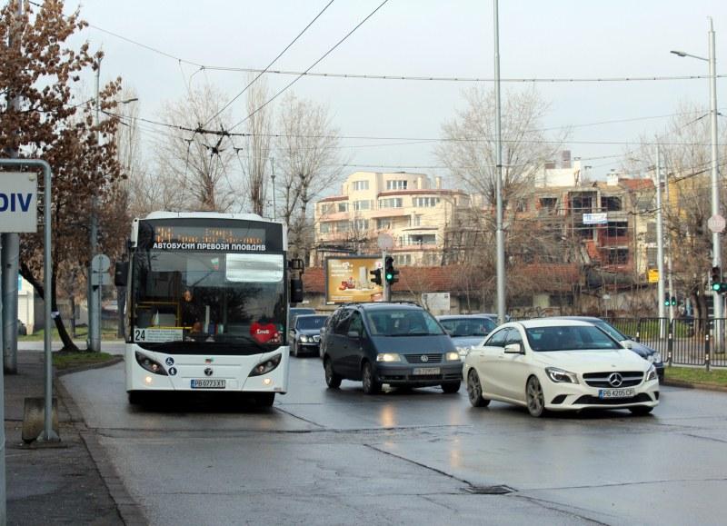 """Затварят за месеци част от бул. """"Никола Вапцаров"""""""