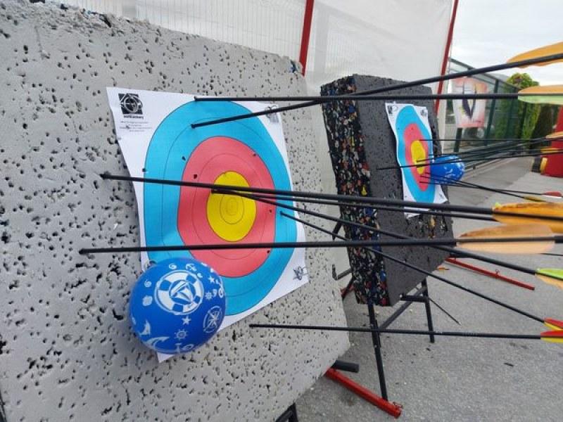 Забавно лято в Хисаря кани децата и на стрелба с лък
