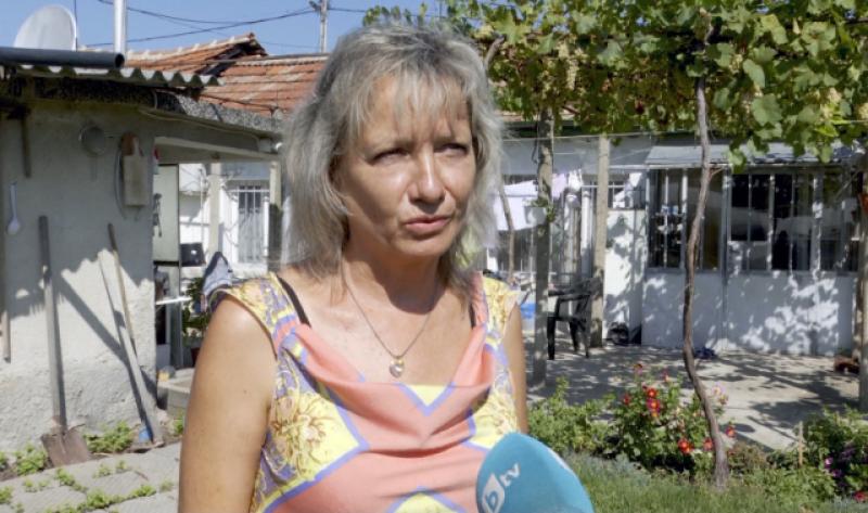 Учителка от калояновско село остана без дом