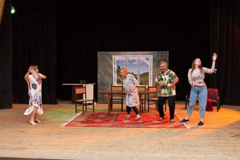 Театър без диплома в Хисаря кани на представление на новата си пиеса