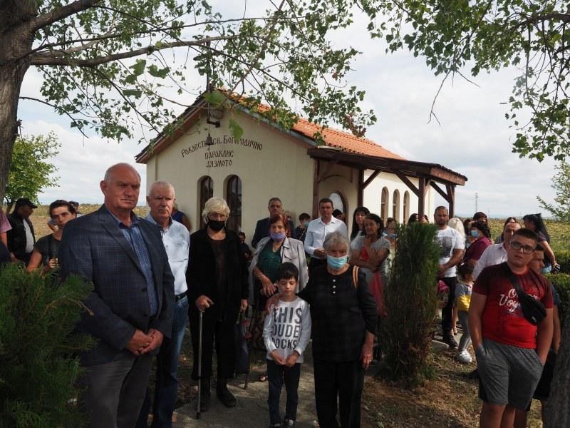 """Кметовете на две села в община """"Марица"""" дадоха курбани за здраве"""
