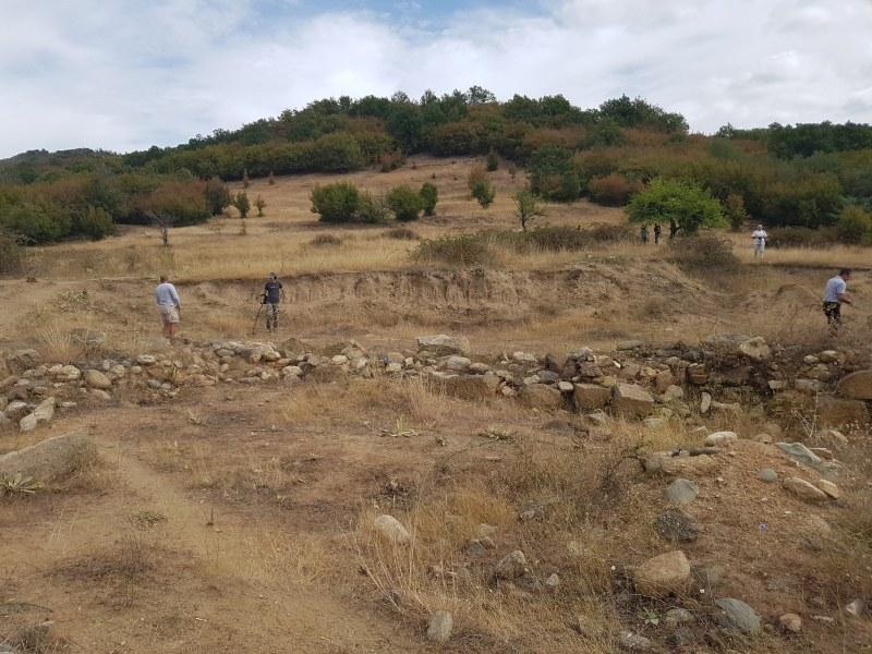 Край Карлово: Най-ранният град на първата тракийска държава разкрива тайните си