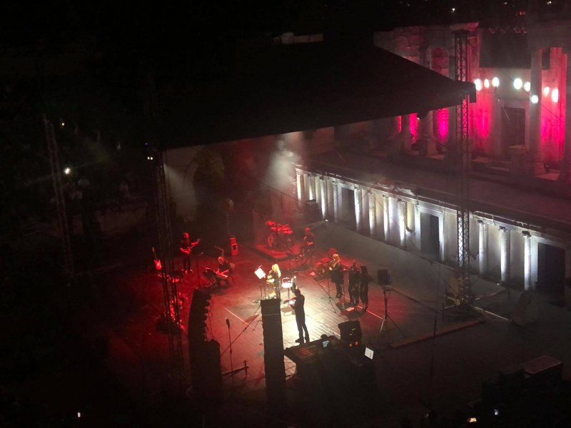 Лили Иванова след концерта на Античния: Пловдив си е Пловдив!