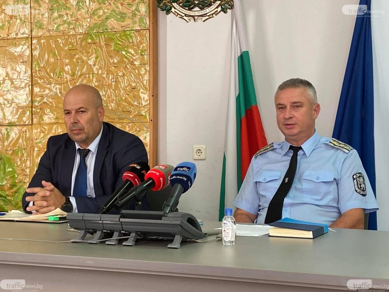 Пловдивската полиция накрак за първия учебен ден