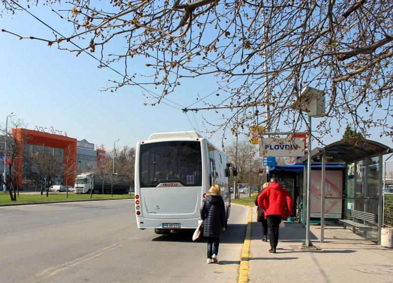 """Ограничават от днес движението по бул. """"Санкт Петербург"""", започва ремонт"""