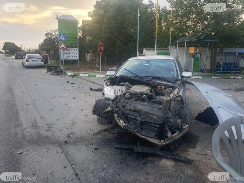 Тежка катастрофа край Скутаре, инцидент и на Карловско шосе