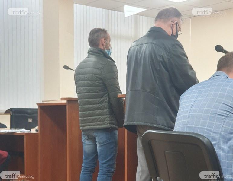 Осъдиха шофьора, ударил и убил човек край Стамболийски