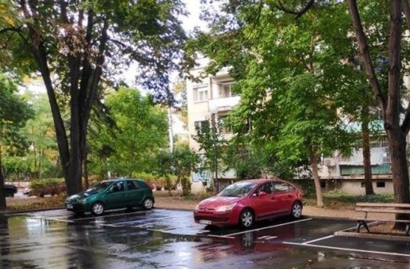 """110 лв. на месец """"удари"""" паркомясто в центъра на Пловдив"""