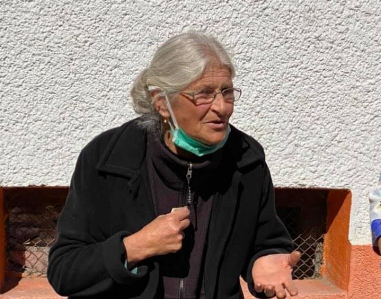 Баба Мария от Стамболийски направи трогателен жест за доброто на града