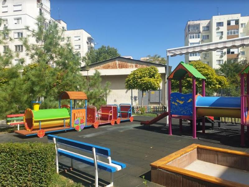 Ясла в Тракия посреща децата с нови площадки