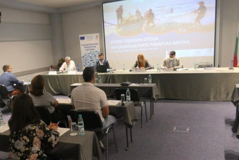 Националната рибарска мрежа се събира в Пловдив за годишна среща