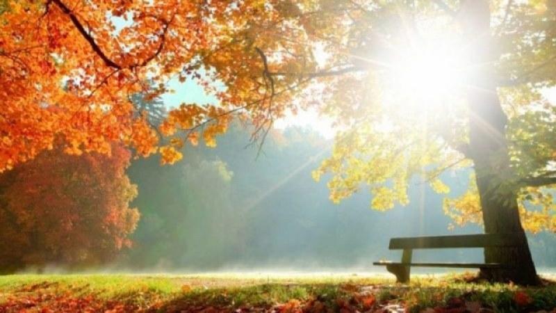Слънчево и приятно топло в понеделник, от утре времето пак се разваля
