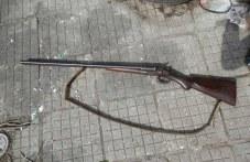 Осъдиха мъжа от Манолско Конаре, хванат с трева и незаконна пушка