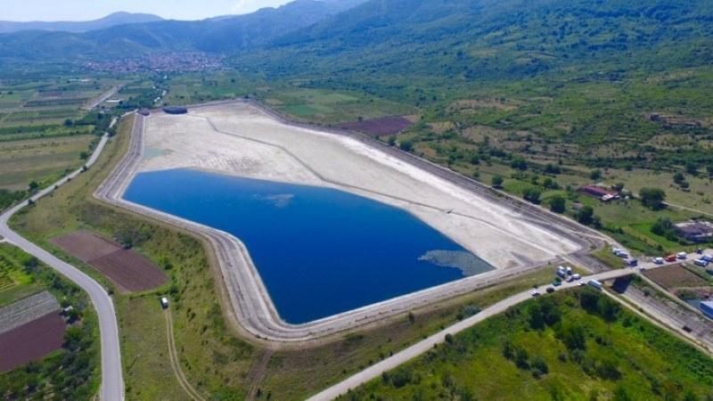 Дезинфекцират водоема и водопровода в Кричим