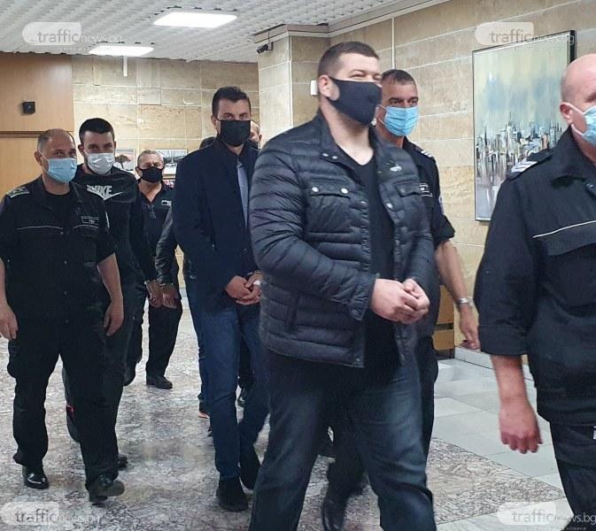 Съдът пак остави зад решетките Атанас Качаков и Симеон Иванов, арестувани за отвличане