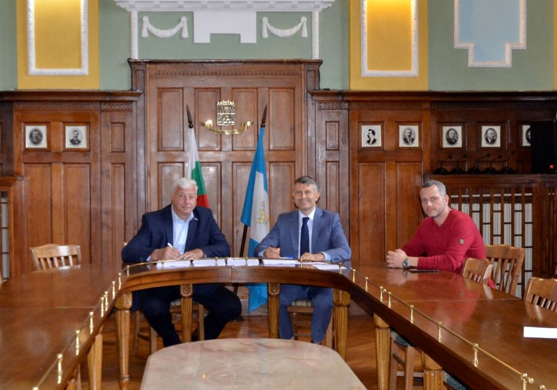 Ще строят ясла в Съдийския квартал в Пловдив, договорът е подписан