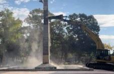 Започна дългоочакваният ремонт на площада, читалището и лятното кино в Стамболийски