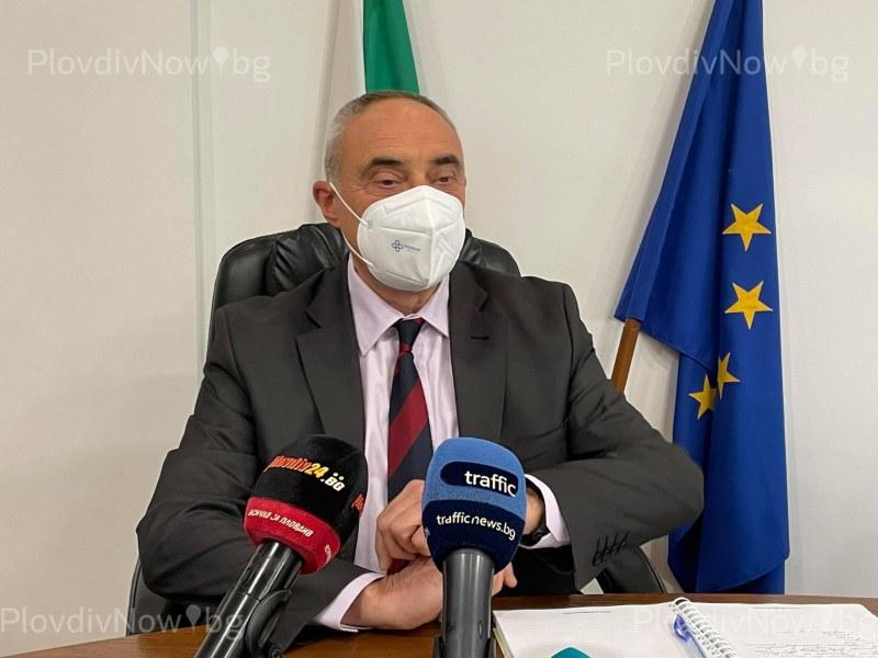 Няма да има допълнителни мерки срещу COVID-19 в Пловдивско