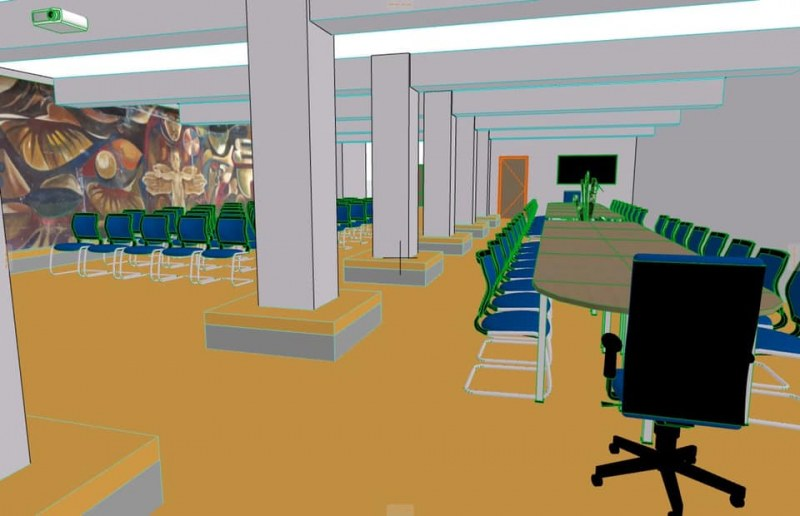 Ето как ще изглежда новият информационен център в Стамболийски