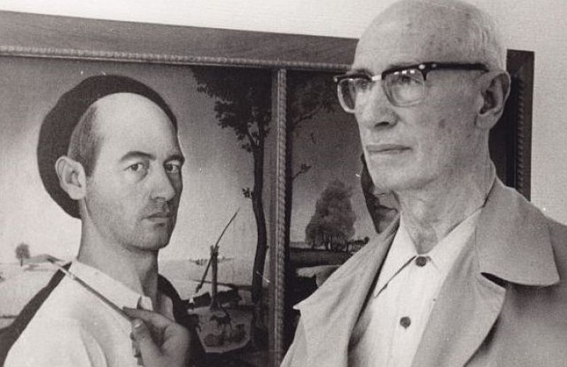 118 години от рождението на Златю Бояджиев - големия ни художник от Брезово