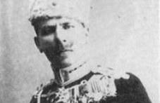 Поклон пред паметта ген.Генко Мархолев - калоферец, участвал в три войни