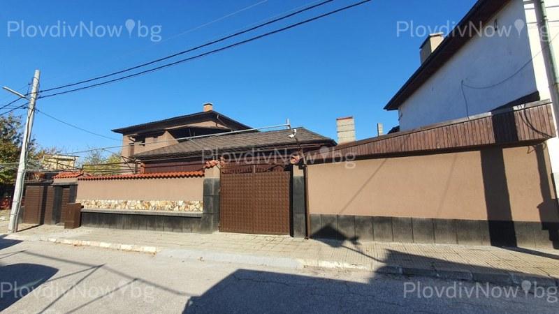 Икономическа полиция обискира къща в Перущица
