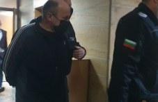 Бисер, пребил до смърт приятелката си в Карловско, застана пред съда за пръв път